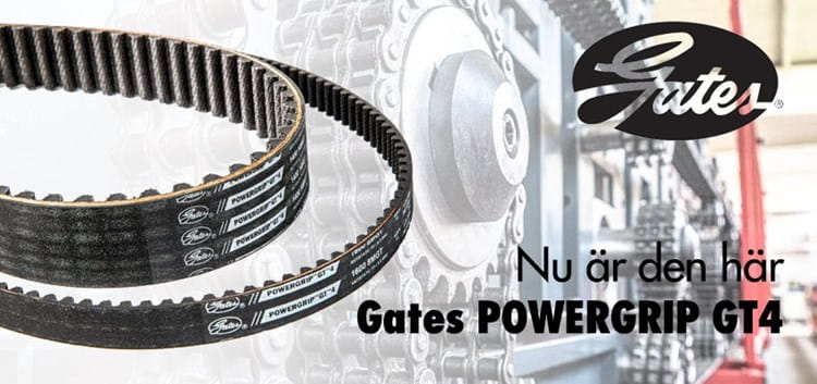 Gates Powergrip GT4